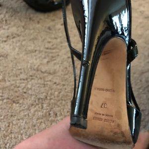Miu Miu Shoes - miu miu patent leather heels